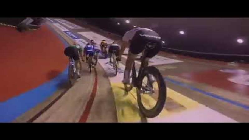 Op de piste met Jolien D'Hoore (VIDEO)