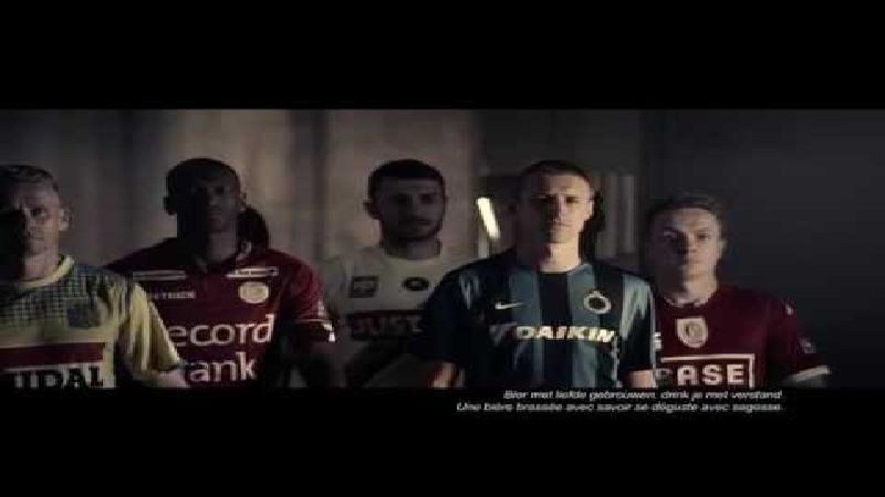 Jupiler en Pro League lanceren 'Don't drink and drive'-preventiecampagne