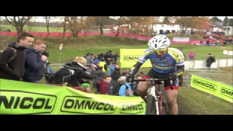 Europees kampioen Hermans primus in Essen (VIDEO)