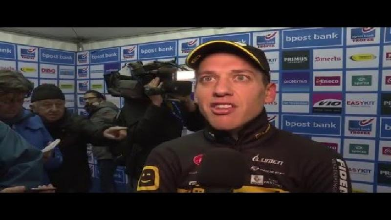 Meeusen: 'Klassementscross is binnen'