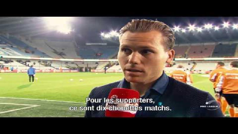 Ben jij klaar voor de Jupiler Pro League Play-Offs?  (VIDEO)