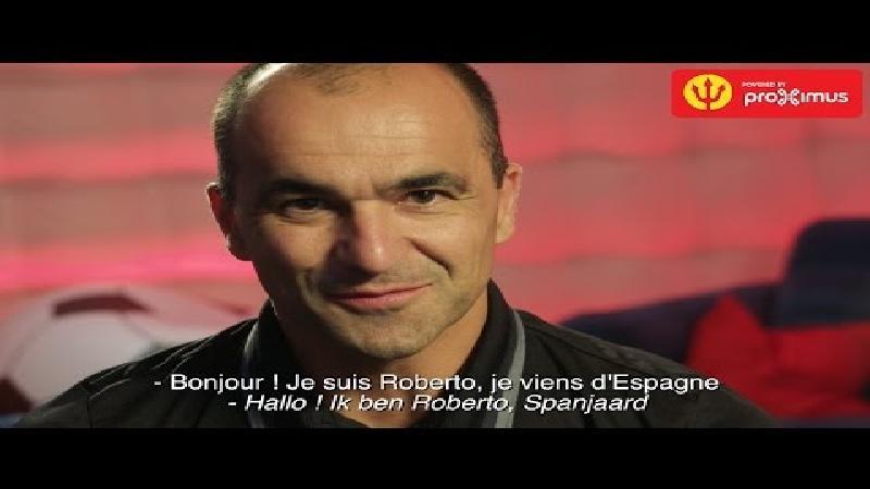 Martinez: 'Een ploeg is niets zonder de steun van de supporters' (VIDEO)