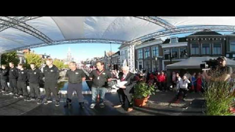 360° team presentation Lotto-Soudal