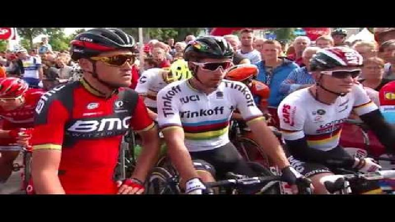 Eneco Tour: Race highlights stage 1