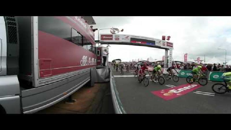 Revivez le sprint de Groenewegen en cersion 360°! (VIDEO)