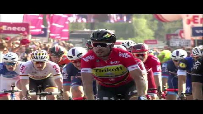 Eneco Tour: Race highlights stage 3