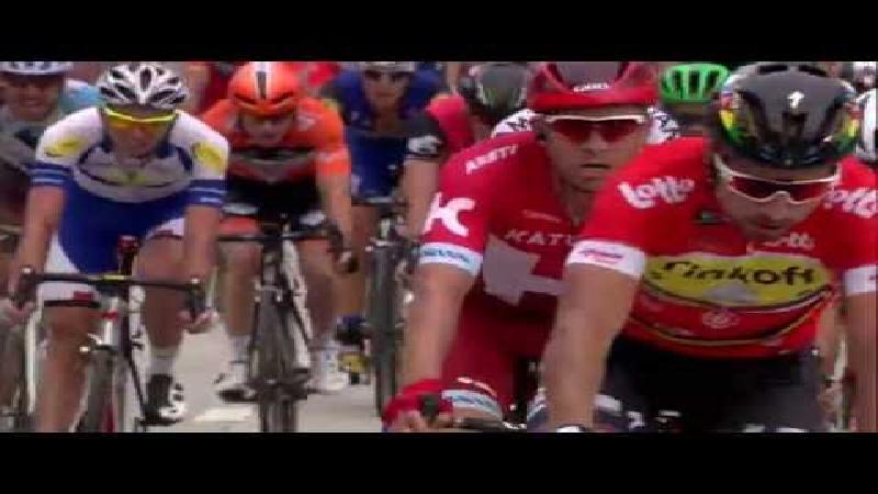 Dubbelslag voor Sagan in Eneco Tour (+ VIDEO)