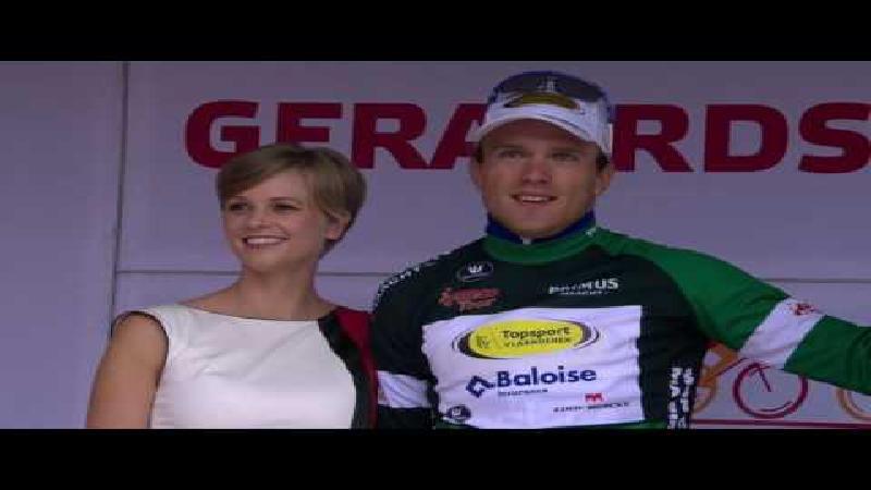 Puntentrui voor Sagan, Primus strijdlustklassement voor Van Lerberghe (+ VIDEO)