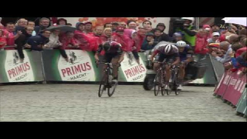 Eneco Tour: Race highlights stage 7