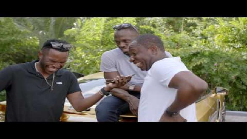 Geweldige trailer van film over Usain Bolt