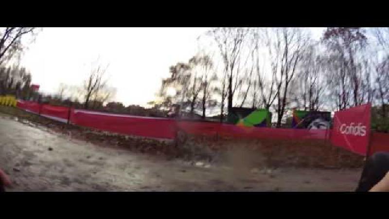 Parcoursverkenning Soudal GP Hasselt (VIDEO)