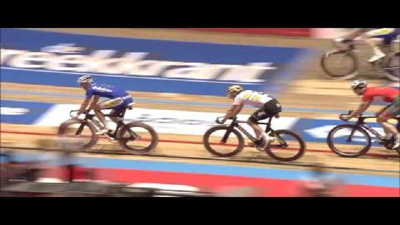 Cavendish en Wiggins winnen de Lotto Z6sdaagse Vlaanderen-Gent (VIDEO)