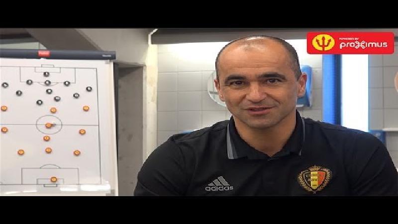 Nieuwjaarswensen bondscoach Martinez: 'We hebben jullie nodig'