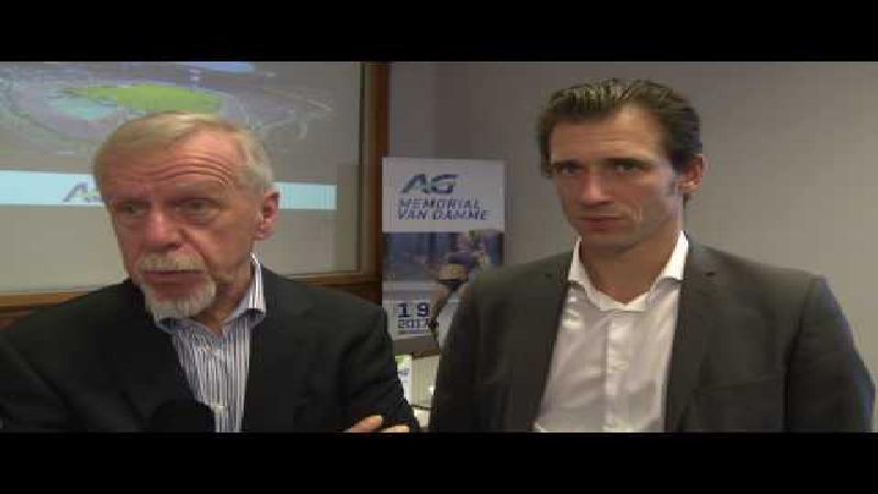 Van Branteghem neemt fakkel over van Meert (VIDEO)