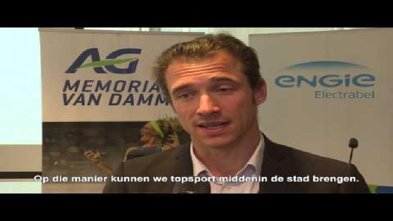 Nafi Thiam op de AG Memorial Van Damme (VIDEO)