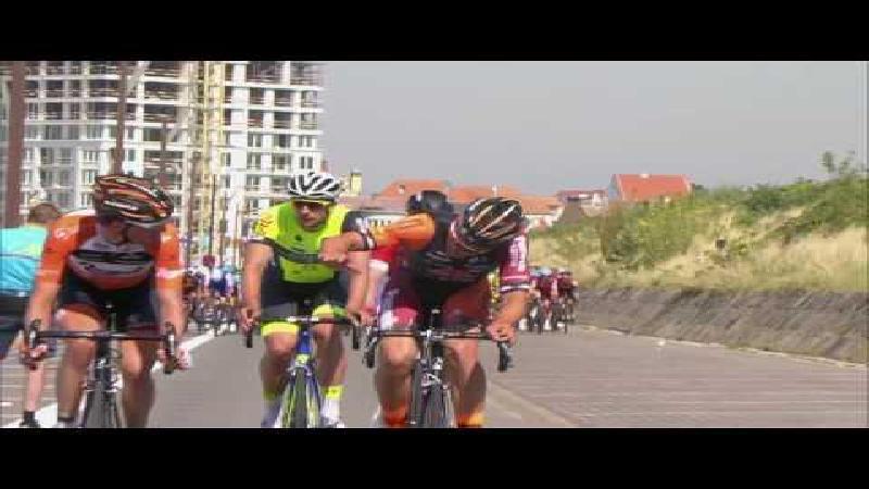 Coquard slaat dubbelslag in Knokke-Heist
