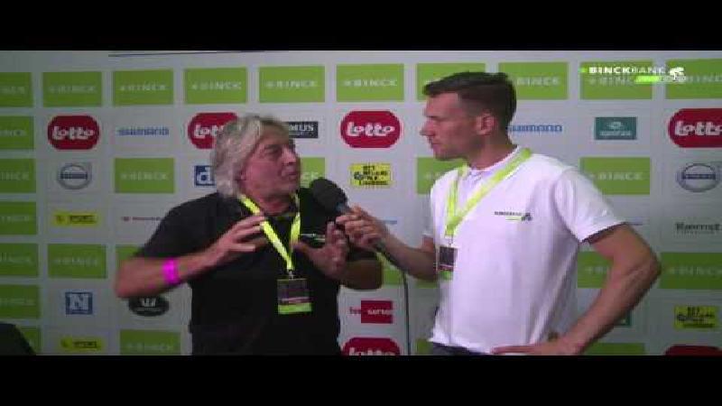 Eddy en Maarten verwachten waaiervorming in derde etappe