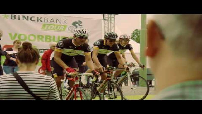 BinckBankTour: TTT in Voorburg