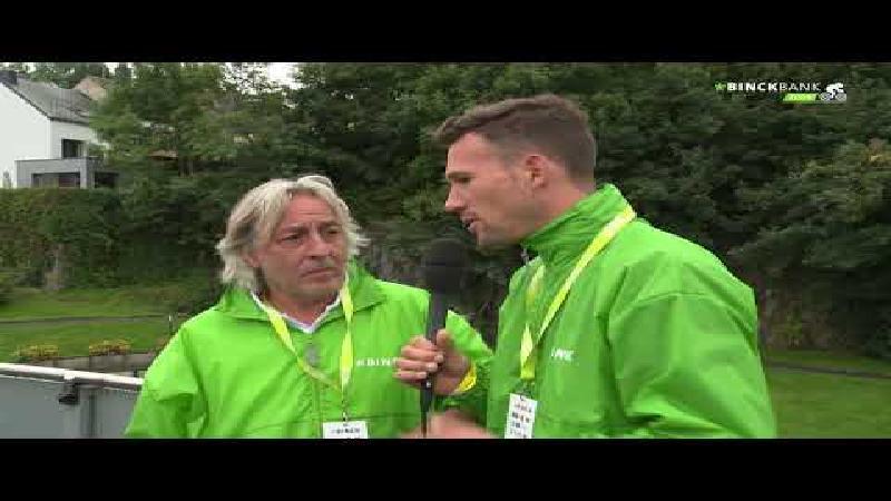 Eddy en Maarten blikken vooruit: 'Spanning tot op de streep'