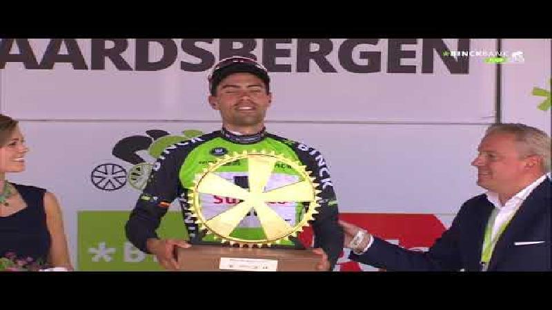 Dumoulin: 'Deze eindzege onderstreept mijn veelzijdigheid als renner'