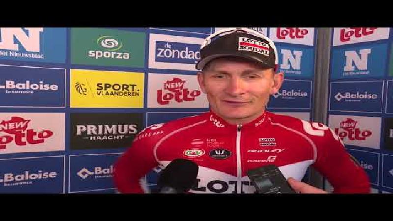 Greipel: 'Record van Boonen? Ik heb nog tijd'