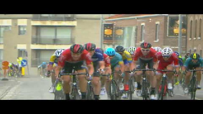 Coquard wint Franse sprint, Keukeleire pakt tweede eindzege