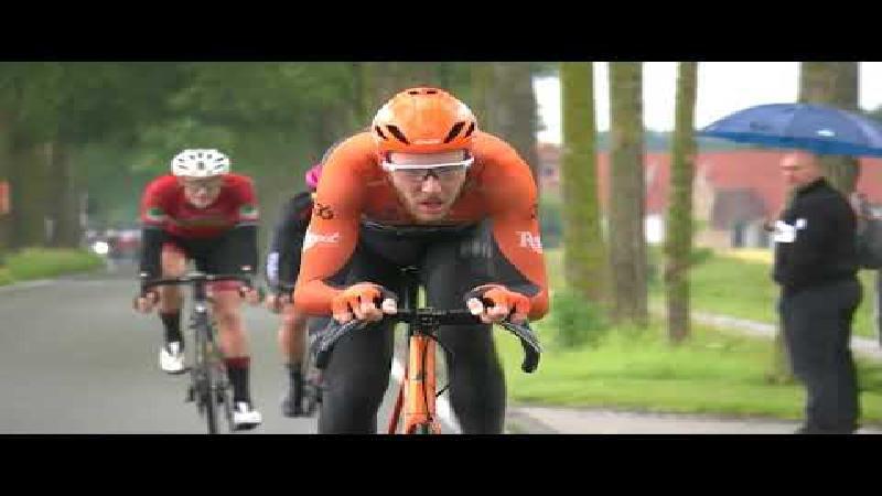 Aanvaller Van Schip verrast de sprinters in Knokke-Heist