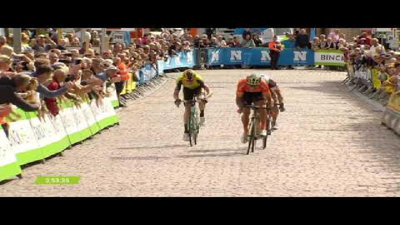 Naesen remporte la dernière étape, De Plus vainqueur final