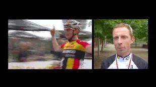 Belgen kronen zich tot wereldkampioen in Stavelot