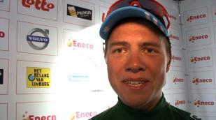 Boasson Hagen: 'Ik hou de trui tot het einde'