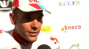 Gilbert: 'Wordt moeilijk tegen Boasson Hagen'