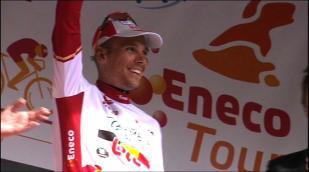 Eneco Tour: Gilbert gagne la 3e étape et prend le maillot blanc