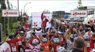 Eneco Kids Ride groot succes