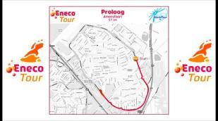 Eneco Tour 2011: Parcours prologue