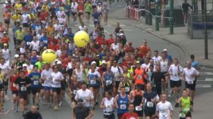 Antwerpen bezorgt marathonlopers onvergetelijke dag