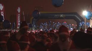 2010: GVA Santa Run breekt alle records