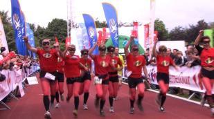 Participation record au Grand Jogging de Verviers