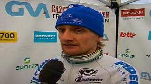 Wereldkampioen Albert wint in Lille
