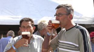 Een volksfeest in Ronse'