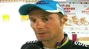 Tom Boonen wint massasprint