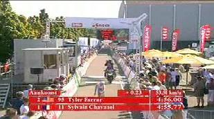 Sylvain Chavanel wint proloog