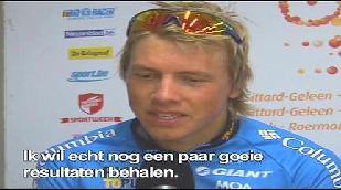 Boasson Hagen: 'Ik word een grote coureur'