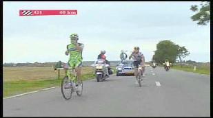 Carlo Westphal remporte le sprint