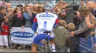 Boonen: 'Lastige rit'