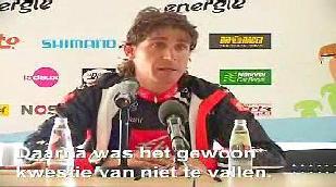 Gutierrez: 'WK is volgende afspraak'