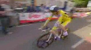 Le grand vainqueur de l'Eneco Tour est Gutierrez