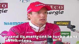 Michiel Elijzen commente sa victoire