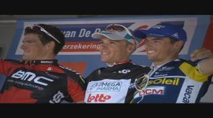 Philippe Gilbert s'adjuge le Tour de Belgique