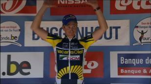 Westra wint proloog BPO Ronde van België