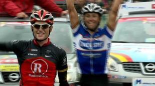 Hermans et Devolder se partagent les lauriers du Tour de Belgique